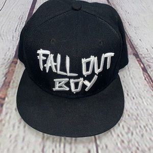 UEC Fall Out Boy Chicago snap back hat